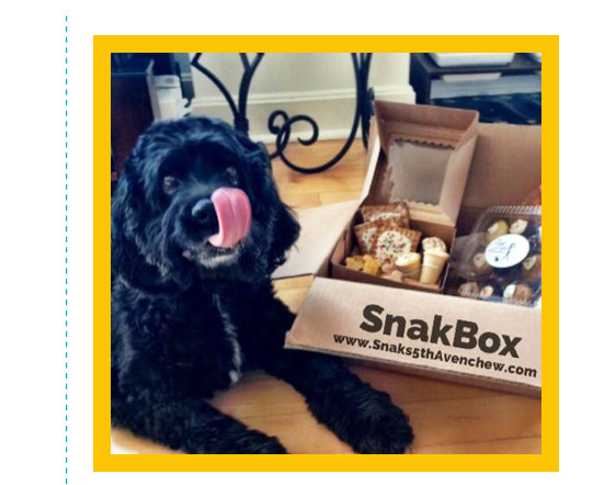 Customized Monthly Box of Healthy Treats